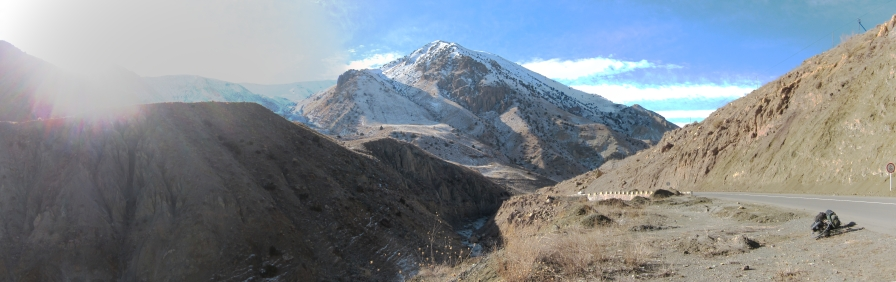 mountains in western Iran